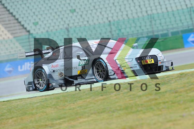 # 51 Nico Mueller auf Audi RS5 DTM vom Audi Sport Team Rosberg  beim Training der DTM auf dem Hockenheimring.<br /> <br /> Foto &copy; P-I-X.org *** Foto ist honorarpflichtig! *** Auf Anfrage in hoeherer Qualitaet/Aufloesung. Belegexemplar erbeten. Veroeffentlichung ausschliesslich fuer journalistisch-publizistische Zwecke. For editorial use only.
