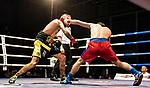 Boxing Time Valencia.<br /> Velada de boxeo.<br /> May 26, 2017.<br /> Sedavi, Valencia - Spain.
