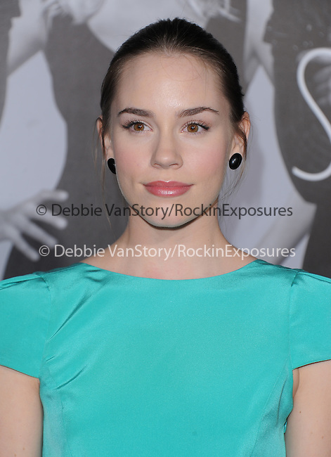 Christa B. Allen at Twentieth Century Fox L.A Premiere of This Means War held at The Grauman's Chinese Theatre in Hollywood, California on February 08,2012                                                                               © 2012 Hollywood Press Agency