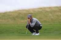 James Heath (ENG) on the 2nd green during Round 1 of the Bridgestone Challenge 2017 at the Luton Hoo Hotel Golf &amp; Spa, Luton, Bedfordshire, England. 07/09/2017<br /> Picture: Golffile   Thos Caffrey<br /> <br /> <br /> All photo usage must carry mandatory copyright credit     (&copy; Golffile   Thos Caffrey)