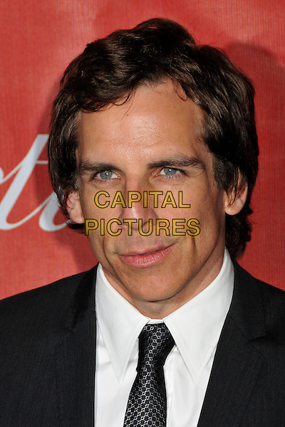 BEN STILLER .20th Annual Palm Springs International Film Festival at the Palm Springs Convention Center, Palm Springs, California, USA..January 6th, 2008.headshot portrait .CAP/ADM/BP.©Byron Purvis/AdMedia/Capital Pictures.