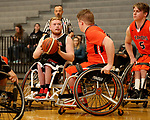 2018 National Intercollegiate Wheelchair Basketball Tourn. Illinois vs UNO