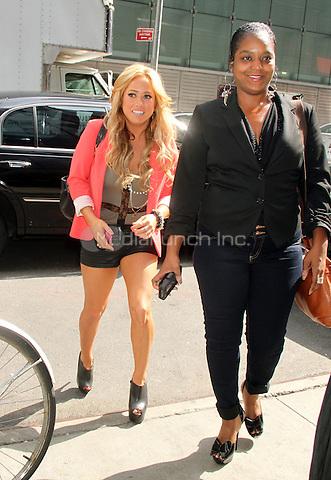 NEW YORK, NY - July 30, 2012: Sabrina Bryan at Good Afternoon America in New York City. © RW/MediaPunch Inc.