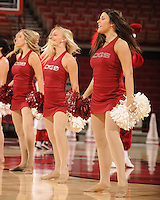 NWA Democrat-Gazette/ANDY SHUPE<br /> of Arkansas of South Dakota Thursday, Nov. 17, 2016, during the second half of play in Bud Walton Arena in Fayetteville. Visit nwadg.com/photos to see more photographs from the game.