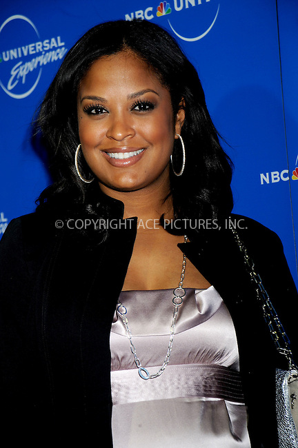 WWW.ACEPIXS.COM . . . . .....May 12, 2008. New York City.....Boxer Laila Ali attends the NBC Universal Experience at Rockefeller Center.  ....Please byline: Kristin Callahan - ACEPIXS.COM..... *** ***..Ace Pictures, Inc:  ..Philip Vaughan (646) 769 0430..e-mail: info@acepixs.com..web: http://www.acepixs.com