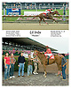 Lil Indy winning at Delaware Park on 9/29/10