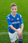 St Johnstone FC Academy Under 12's<br /> Euan Hay<br /> Picture by Graeme Hart.<br /> Copyright Perthshire Picture Agency<br /> Tel: 01738 623350  Mobile: 07990 594431