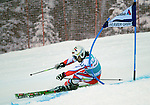 December 4, 2011:  Czech Republic's Ondrej Bank in action during the Giant Slalom at the Audi Birds of Prey FIS World Cup ski championships at Beaver Creek Ski Resort, Colorado.