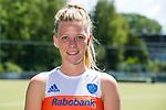 AMSTELVEEN - CAIA VAN MAASAKKER , Nederlands team dames op weg naar de HWL. COPYRIGHT KOEN SUYK