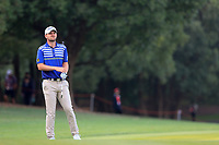 Bernd Wiesberger (AUT) on the 9th fairway during round 1 at the WGC HSBC Champions, Sheshan Golf Club, Shanghai, China. 31/10/2019.<br /> Picture Fran Caffrey / Golffile.ie<br /> <br /> All photo usage must carry mandatory copyright credit (© Golffile | Fran Caffrey)