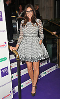 Lisa Snowdon at the Specsavers' Spectacle Wearer of the Year Awards 2017, 8 Northumberland Avenue, Northumberland Avenue, London, England, UK, on Tuesday 10 October 2017.<br /> CAP/CAN<br /> &copy;CAN/Capital Pictures