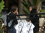 3-14-09 Exclusive.Maggie Gyllenhaal and husband Peter Sarsgaard had lunch together at a Beverly Hills restaurant called Caffe Massimo.  They left the restaurant in separate cars.....AbilityFilms@yahoo.com.805-427-3519.www.AbilityFilms.com.