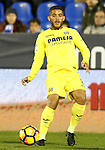 Villarreal CF's Jonathan Dos Santos during La Liga match. December 3,2016. (ALTERPHOTOS/Acero)