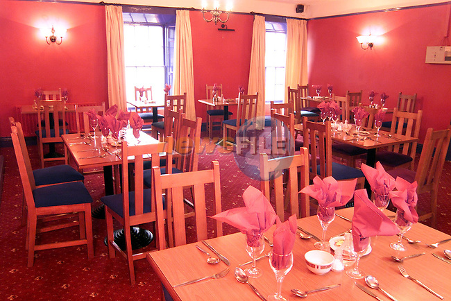 The new restaurant in the Ferdia Arms..Picture: Paul Mohan/Newsfile
