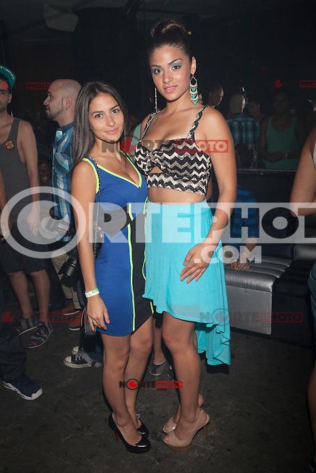Christie Livoti and Chrisitina Salgado attend A Bad Girls Club Night Out at Splash in New York City. August 8, 2012. &copy;&nbsp;Diego Corredor/MediaPunch Inc. /Nortephoto.com<br /> <br /> **SOLO*VENTA*EN*MEXICO**<br /> **CREDITO*OBLIGATORIO** <br /> *No*Venta*A*Terceros*<br /> *No*Sale*So*third*<br /> *** No Se Permite Hacer Archivo**<br /> *No*Sale*So*third*