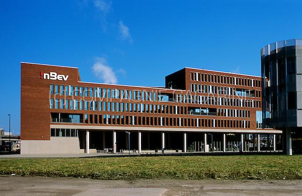 Belgian brewery Inbev European HQ in Leuven (Belgium, 05/09/2007)
