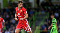 Callum Brittain of MK Dons during Forest Green Rovers vs MK Dons, Caraboa Cup Football at The New Lawn on 8th August 2017