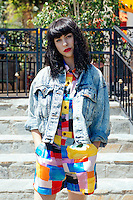 Kimbra at Coachella Valley Music and Arts Festival, Weekend 2, Day 1 (Photo by Tiffany Chien/Guest Of A Guest)