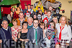21 dates<br /> -----------<br /> David Barrett, Marian Pk, Tralee, front centre had a spooky 21st birthday party in the Sportsfield bar, Tralee last Friday night surrounded by many scary spirits