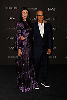 Liberty Ross (L) and Beats co-founder Jimmy Iovine attend 2018 LACMA Art + Film Gala at LACMA on November 3, 2018 in Los Angeles, California.     <br /> CAP/MPI/IS<br /> &copy;IS/MPI/Capital Pictures