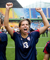 Tobin Heath. The USWNT defeated Canada, 1-0, at Suwon World Cup Stadium in Suwon, South Korea, to win the Peace Queen Cup.