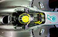 SUZUKA, JAPAO, 12.10.2013 - F1 - GP DO JAPAO - TREINO LIVRE - Nico Rosberg da Mercedes AMG Petronas durante treino classificatorio para o Grande Premio do Japao em Suzuka no Japao neste sabado, 12. (Foto: Pixathlon / Brazil Photo Press).
