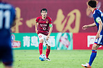 Guangzhou Midfielder Zheng Zhi in action during the AFC Champions League 2017 Group G match between Guangzhou Evergrande FC (CHN) vs Suwon Samsung Bluewings (KOR) at the Tianhe Stadium on 09 May 2017 in Guangzhou, China. Photo by Yu Chun Christopher Wong / Power Sport Images