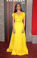 at The British Soap Awards 2019 arrivals. The Lowry, Media City, Salford, Manchester, UK on June 1st 2019<br /> CAP/ROS<br /> ©ROS/Capital Pictures