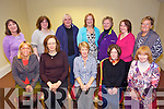 Members of Kerry Women Writers' Network attending a Members only Workshop with Listowel Born Bestselling Author Roisin Meeney.  Front l-r Rebecca Kemp, Barbara Lovric, Roisin Meeney, Laura Gleasure, Rita Hogan.  Back l-r Sonia Elston, Margaret Sheehan, Barbara Derbyshire, Martine Brennan, Claire O'Mahony, Sharon Fitzpatrick, Margaret Shea.