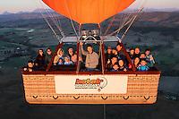 20150814 August 14 Hot Air Balloon Gold Coast