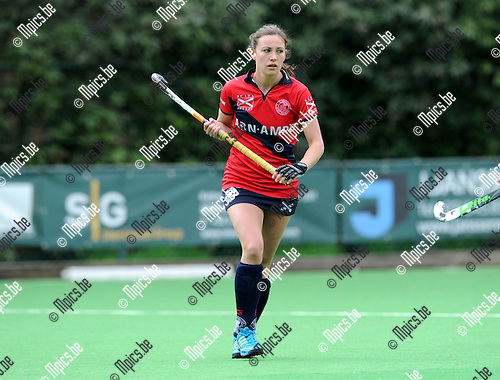 2013-05-04 / Hockey / seizoen 2012-2013 / Dragons / Sofie Van Ranst..Foto: Mpics.be