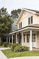 Fess Parker Wine Country Inn, Los Olivos, California.
