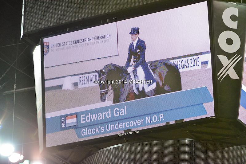 16 April 2015: GAL, Edward on Glock's Undercover N.O.P.