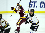 Mankato vs Minnesota Duluth Men's Hockey DI West Region