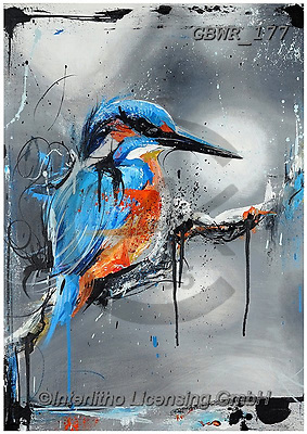 Simon, REALISTIC ANIMALS, REALISTISCHE TIERE, ANIMALES REALISTICOS, innovative, paintings+++++AidanSloan_TheWaitingGame,GBWR177,#a#, EVERYDAY