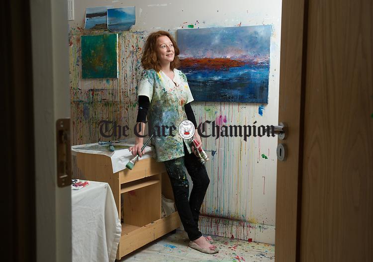 Artist Marianne Lynch | Clare Champion Photo Sales