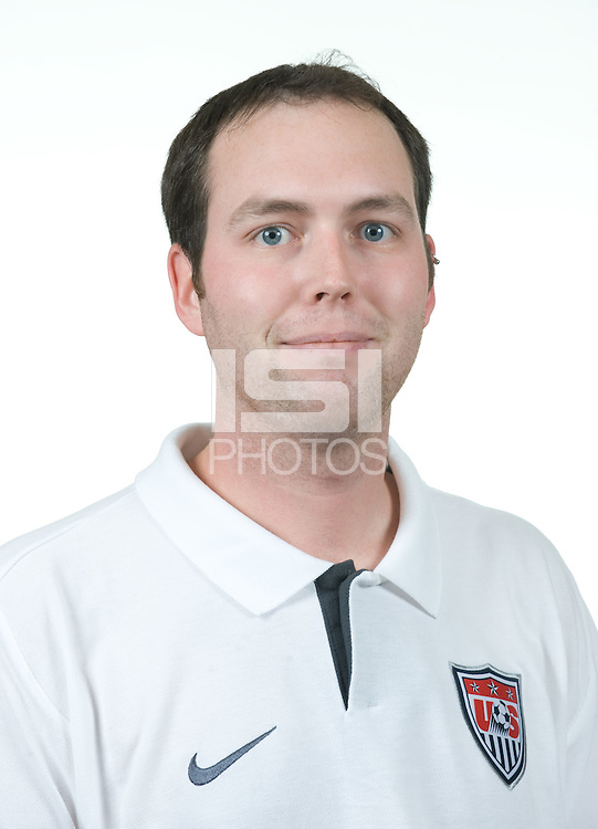 US Soccer Staff Portraits