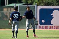 Baseball - MLB Academy - Tirrenia (Italy) - 19/08/2009 - Matej Mensik (Czech Republic)