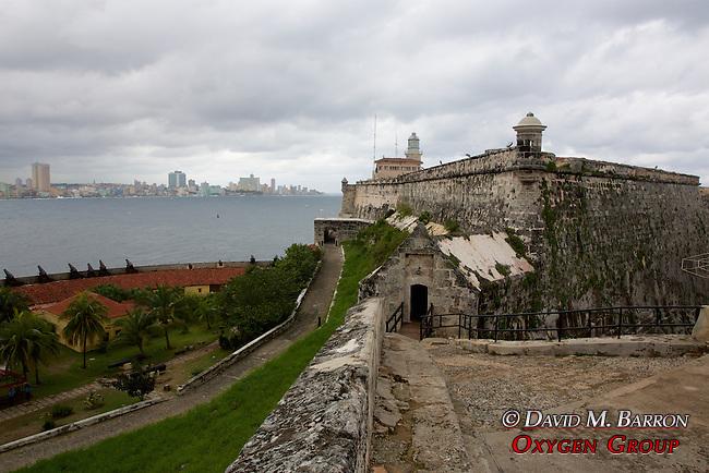 El Morro With View Of Old Havana