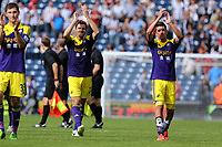 Pictured: (L-R) Angel Rangel, Pablo Hernandez.<br />