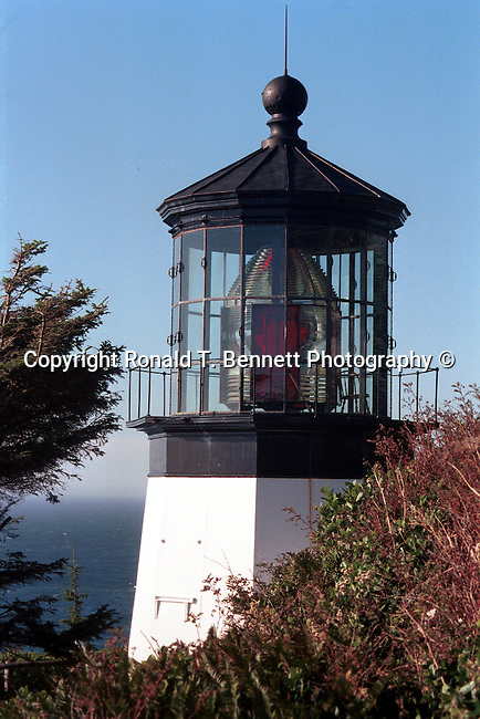 Cape Meares Lighthouse is 200 feet above the Pacific on a cliff first lit on January 1,1890 Oceanside Oregon, Fine art Photography and Stock Photography by Ronald T. Bennett Photography ©, Fine Art Photography by Ron Bennett, Fine Art, Fine Art photography, Art Photography, Copyright RonBennettPhotography.com © Fine Art Photography by Ron Bennett, Fine Art, Fine Art photography, Art Photography, Copyright RonBennettPhotography.com ©
