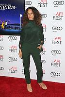 Hollywood, CA - NOVEMBER 15: Houda Benyamina, At Audi Celebrates La La Land At AFI Fest 2016 Presented By Audi At The TCL Chinese Theatre, California on November 15, 2016. Credit: Faye Sadou/MediaPunch