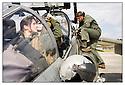 France<br /> Base a&eacute;rienne de Cazaux<br /> Marie Macke<br /> Pilote de chasse