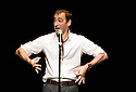 Alistair McGowan ,The One and Many. Performing at the Assembly Hall   at The Edinburgh Fesival 2009.CREDIT Geraint Lewis
