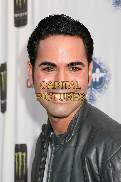 SCOTT VINCENT-BORBA.2nd Annual Celebrity Poker Tournament Benefiting The Urban Health Institute at the Playboy Mansion, Holmby Hills, California, USA..April 28th, 2007.headshot portrait .CAP/ADM/BP.©Byron Purvis/AdMedia/Capital Pictures
