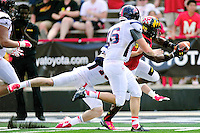 Maryland Terrapins vs. Richmond Spider - NCAA Football, September 5, 2015