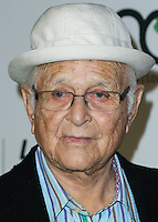 BURBANK, CA, USA - OCTOBER 18: Norman Lear arrives at the 2014 Environmental Media Awards held at Warner Bros. Studios on October 18, 2014 in Burbank, California, United States. (Photo by Xavier Collin/Celebrity Monitor)