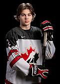 Dawson Creek, BC - Dec 9 2019: Canada West at the 2019 World Junior A Championship at the ENCANA Event Centre in Dawson Creek, British Columbia, Canada. (Photo by Matthew Murnaghan/Hockey Canada)