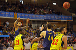 XXXVIII Lliga Nacional Catalana ACB 2017.<br /> FC Barcelona Lassa vs BC Morabanc Andorra: 89-70<br /> Edwin Jackson, Moussa Diagne &amp; Ante Tomic.