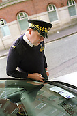 Ken Beck, Traffic Warden with West Midlands Police Service and Unison Membership Sectretary, Birmingham.